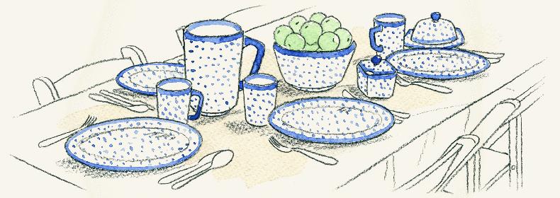 Najpopularniejsze metody zdobienia ceramiki
