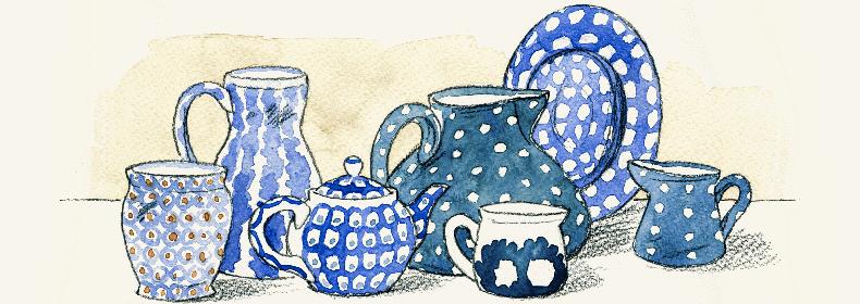 Ręcznie robiona ceramika jako pomysł na prezent