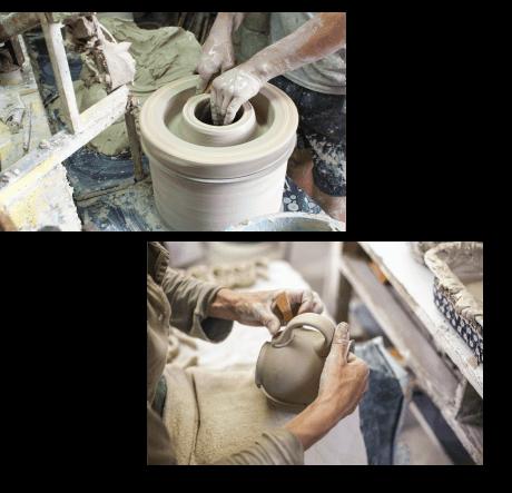 nauka wyrobu ceramiki