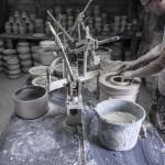 Ręcznie tworzone naczynia z ceramiki