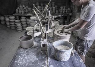 wytwarzanie naczyń ceramicznych
