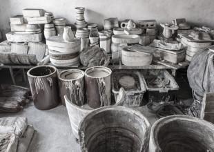 Manufaktura naczyń kamionkowych