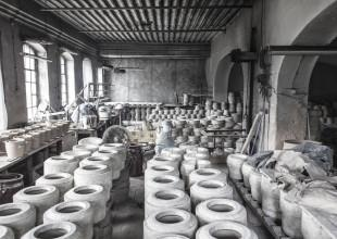 Produkcja naczyń kamionkowych