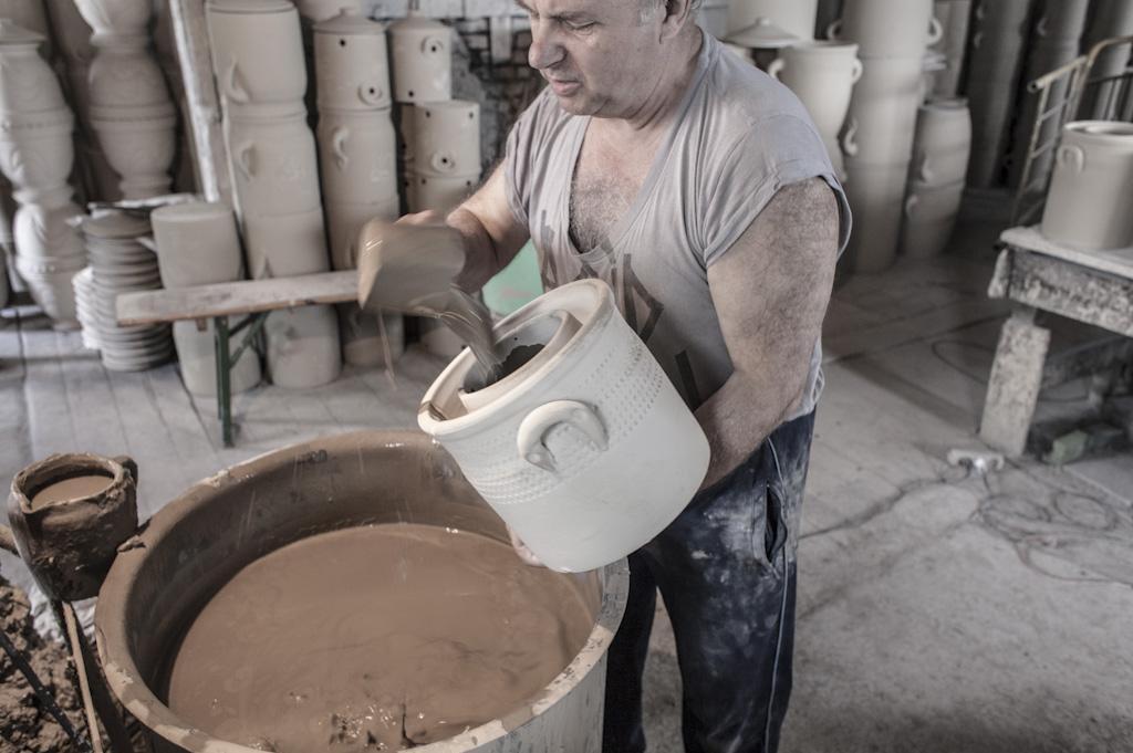 Jak powstaje ceramika? Krok pokroku