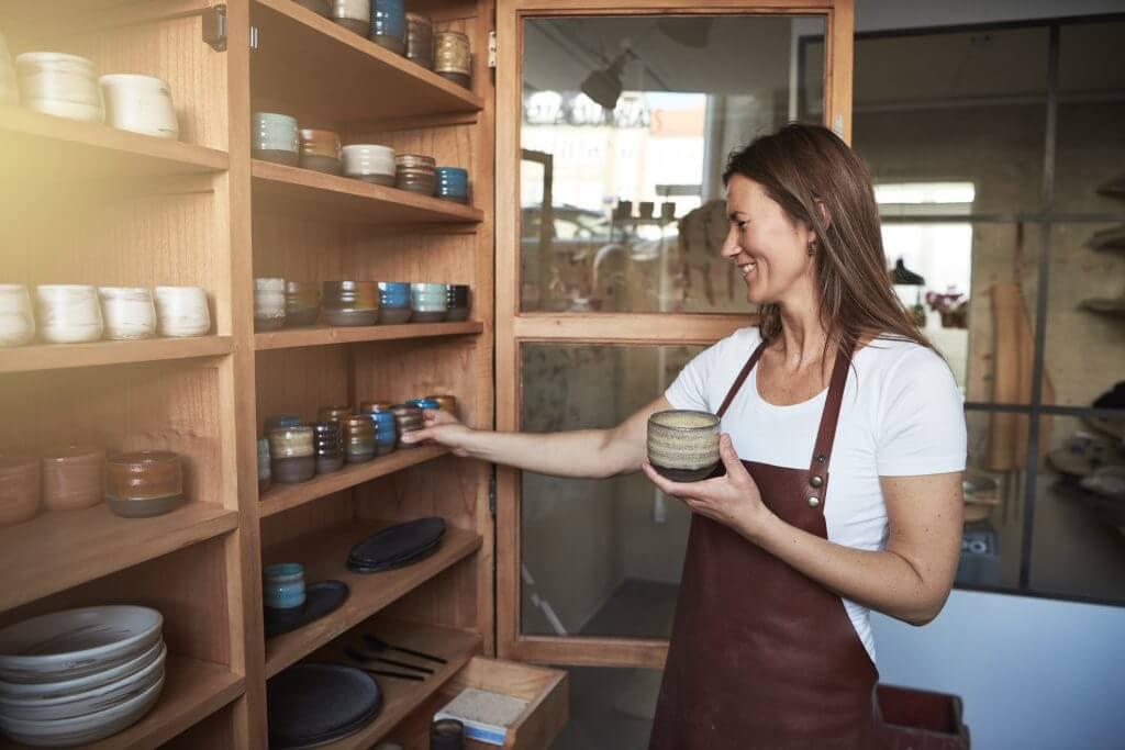 Żywe Muzeum Ceramiki ma nową halę warsztatową