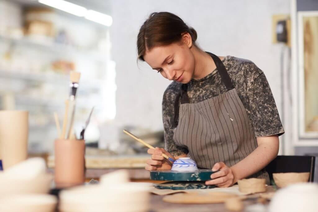 Czywyroby ceramiczne mogą podlegać sztaplowaniu?