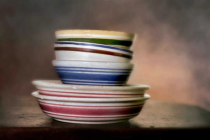Ceramiczne miseczki dozup jako alternatywa dla głębokich talerzy